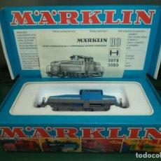 Trenes Escala: LOCOMOTORA MARKLIN REF. 3078. Lote 144324278
