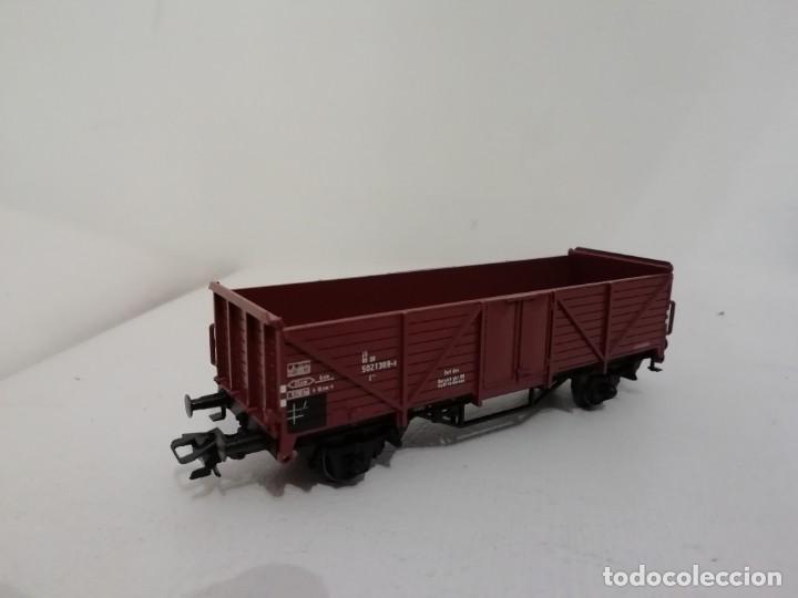 Trenes Escala: Marklin H0 Vagón de carga NUEVO OVP - Foto 2 - 145099014