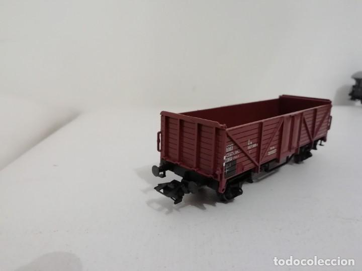 Trenes Escala: Marklin H0 Vagón de carga NUEVO OVP - Foto 3 - 145099014