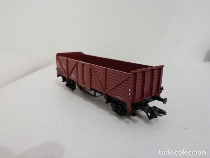Trenes Escala: Marklin H0 Vagón de carga NUEVO OVP - Foto 4 - 145099014