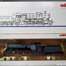 Trenes Escala: LOCOMOTORA DE VAPOR MÄRKLIN 3311 HO CLASE C DE LA K.W.ST.E. DE CORRIENTE ALTERNA COMO NUEVA. Lote 147581986