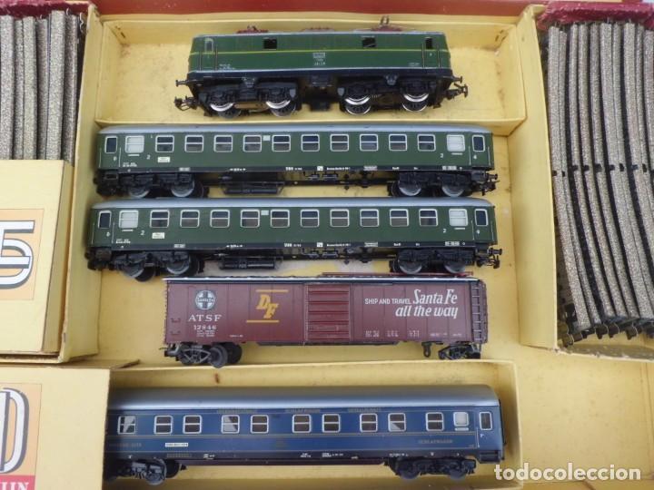 Scale Trains: TREN MARKLIN HO AÑOS 60, CAJA ORIGINAL - Foto 3 - 147682054
