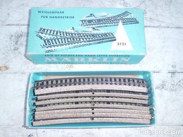 Scale Trains: TREN MARKLIN HO AÑOS 60, CAJA ORIGINAL - Foto 4 - 147682054