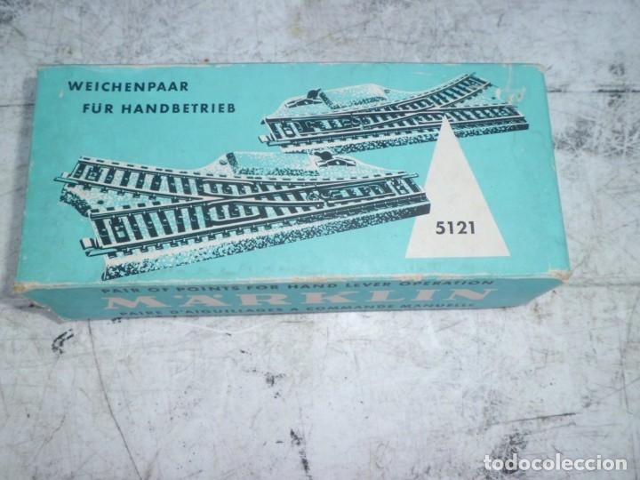 Scale Trains: TREN MARKLIN HO AÑOS 60, CAJA ORIGINAL - Foto 5 - 147682054
