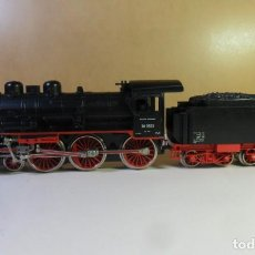 Trenes Escala: H0 - MARKLIN - LOCOMOTORA DE VAPOR 38 3553 CON TENDER. Lote 149727218