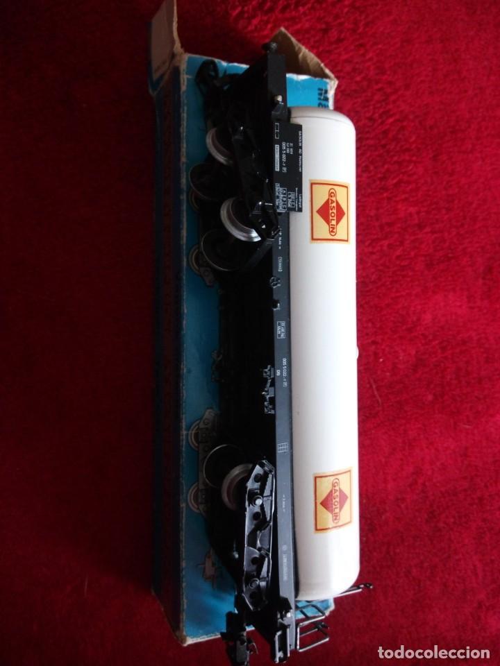 Trenes Escala: Vagón gasolina Marklin 4648. h0 - Foto 2 - 150617450