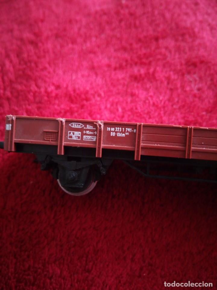 Trenes Escala: Vagón de carga Marklin. - Foto 3 - 150617946