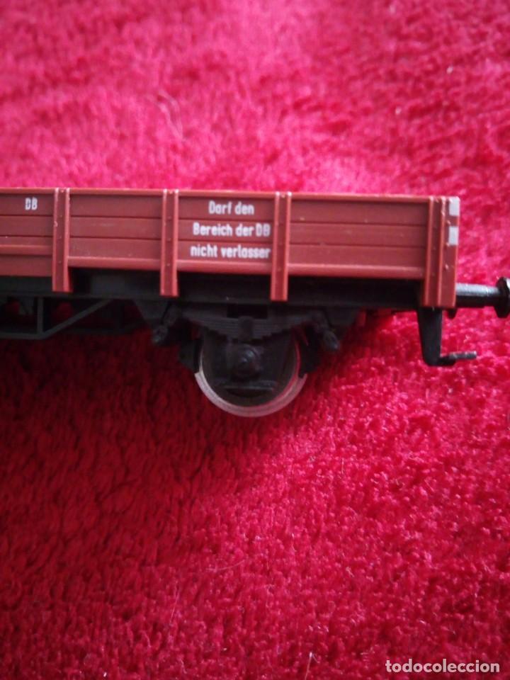Trenes Escala: Vagón de carga Marklin. - Foto 4 - 150617946