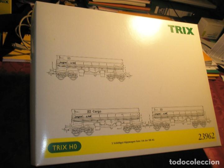Trenes Escala: SET TRIX HO REF:23962 NUEVO A ESTRENAR - Foto 14 - 154378250