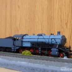 Trenes Escala: MARKLIN H0 DIGITAL LOCOMOTORA VAPOR BR K DER K.W.ST.E., REFERENCIA 37059 AC. . Lote 155708026