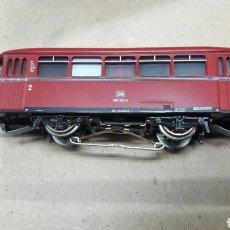 Trenes Escala: REMOLQUE AUTOBUS CON LUZ MARKLIN 4018 ENVIO INCLUIDO. Lote 156285138
