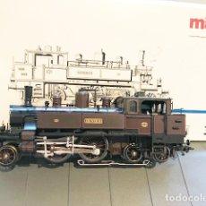 Trenes Escala: LOCOMOTORA VAPOR HISTORICA. Lote 156466250