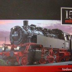 Trenes Escala: CATALOGO DE NOVEDADES MARKLIN AÑO 2009-2010. Lote 156523630