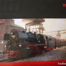 Trenes Escala: CATALOGO DE NOVEDADES MARKLIN AÑO 2011. Lote 156523746