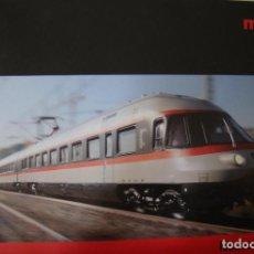 Trenes Escala: CATALOGO DE NOVEDADES MARKLIN AÑO 2012. Lote 156523810
