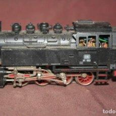 Trenes Escala: LOCOMOTORA VAPOR MARKLIN. Lote 156817638
