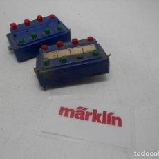 Trenes Escala: LOTE PUPITRES MARKLIN . Lote 157041826