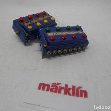 Trenes Escala: LOTE PUPITRES MARKLIN . Lote 157041870