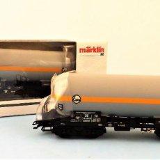 Trenes Escala: MARKLIN 48157 INSIDER 2007 TRANSPORTE DE GAS EVA. Lote 163446501