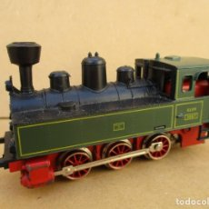 Trenes Escala: MARKLIN LOCOMOTORA VAPOR ALTERNA. Lote 159558186