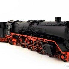 Trenes Escala: MARKLIN 39010 LOCOMOTORA DIGITAL MFX SONIDO BR 01 DE LA DB. Lote 160169306