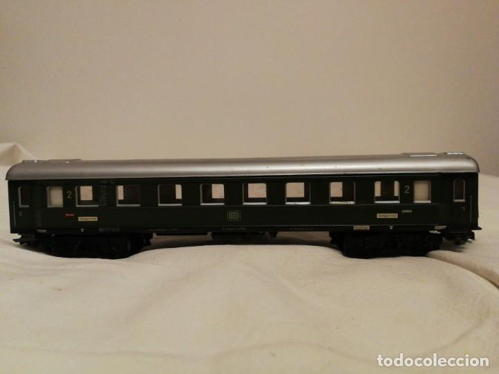 Trenes Escala: Vagón pasajeros Marklin 4037 - Foto 3 - 160635562