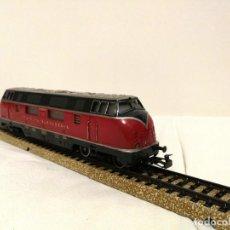 Trenes Escala: LOCOMOTORA V 200 006 MÄRKLIN 3021. Lote 160643234