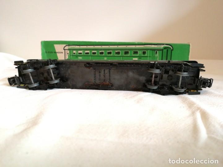 Trenes Escala: VAGÓN PASAJEROS MÄRKLIN 4037 - Foto 3 - 160675386