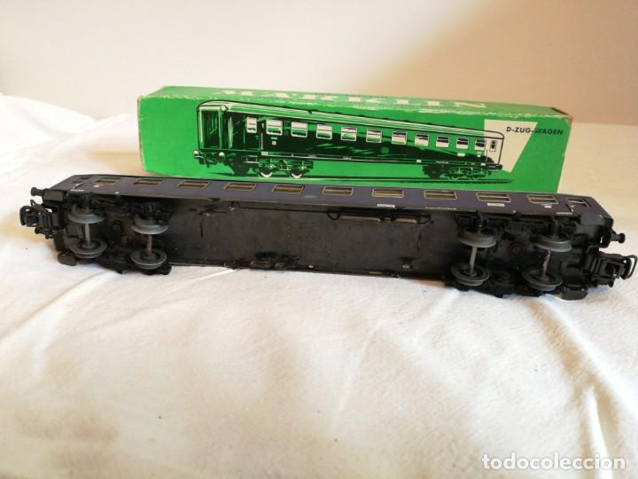 Trenes Escala: VAGÓN PASAJEROS MÄRKLIN 4027 - Foto 3 - 160675930