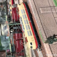Trenes Escala: LOCOMOTORA MARKLIN E103 CLÁSICA AÑOS 60. Lote 161198498