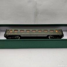 Trenes Escala: MARKLIN - VAGÓN DE PASAJEROS 2 B4 346/1 - ESCALA H0. Lote 163028066