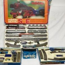 Trenes Escala: LOTE MARKLIN. Lote 165120945