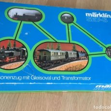 Trenes Escala: TREN MARKLIN HO SET-S / 2920. Lote 167873020