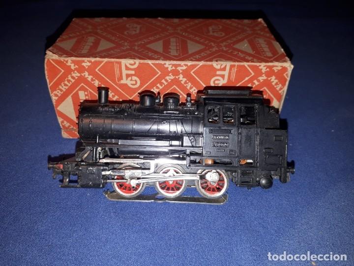 Trenes Escala: LOCOMOTORA MARKLIN 3000 - Foto 4 - 167898872