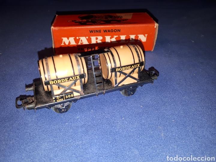 MARKLIN VAGON HO 4510 (Juguetes - Trenes a Escala - Marklin H0)