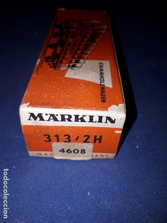 Trenes Escala: MARKLIN 4608 313/2H VAGON HO - Foto 12 - 167937424
