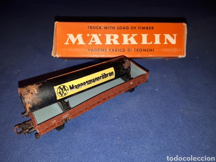 MARKLIN 4608 313/2H VAGON HO (Juguetes - Trenes a Escala - Marklin H0)
