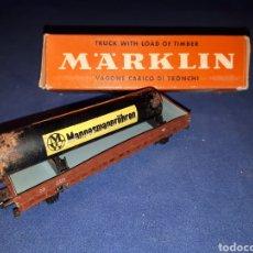 Trenes Escala: MARKLIN 4608 313/2H VAGON HO. Lote 167937424