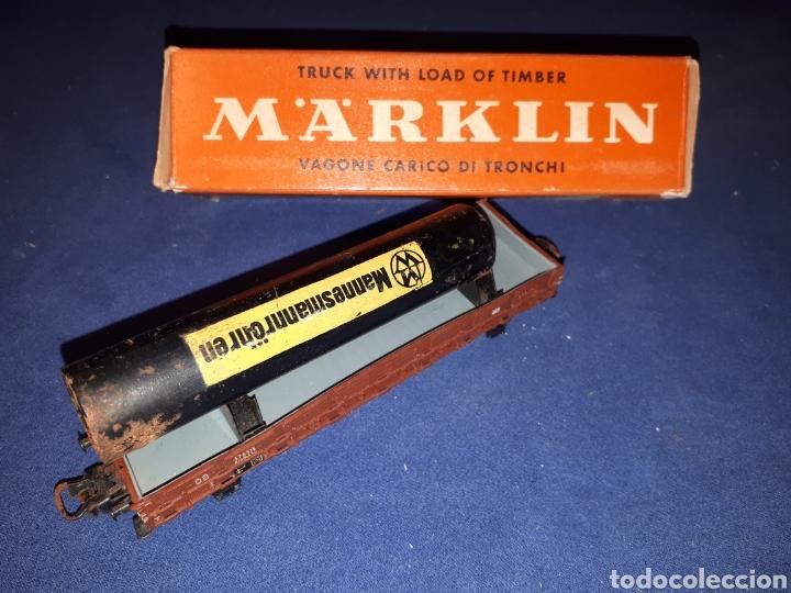 Trenes Escala: MARKLIN 4608 313/2H VAGON HO - Foto 3 - 167937424