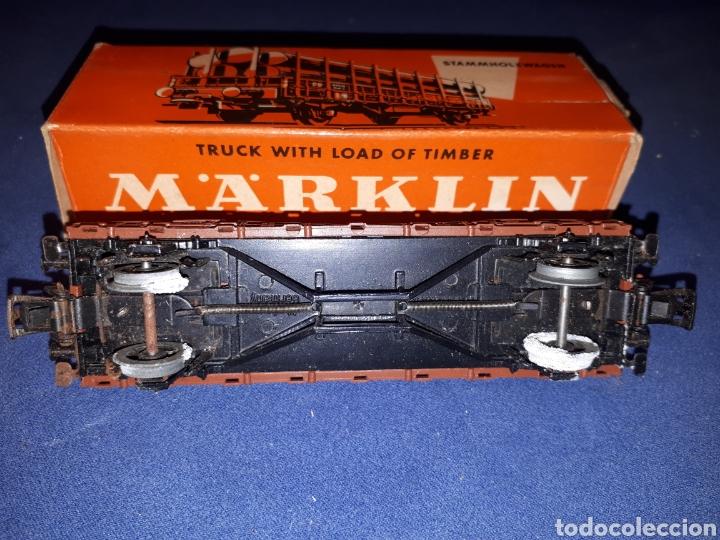 Trenes Escala: MARKLIN 4608 313/2H VAGON HO - Foto 4 - 167937424