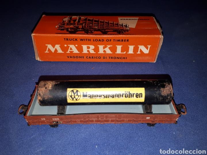 Trenes Escala: MARKLIN 4608 313/2H VAGON HO - Foto 8 - 167937424