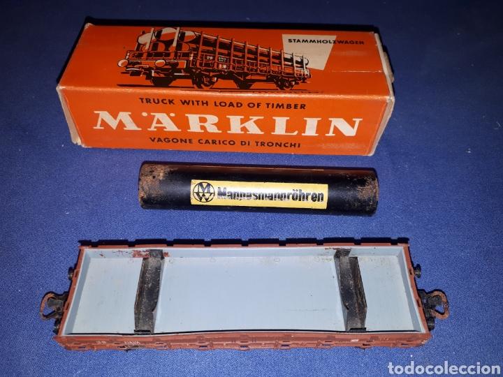 Trenes Escala: MARKLIN 4608 313/2H VAGON HO - Foto 9 - 167937424