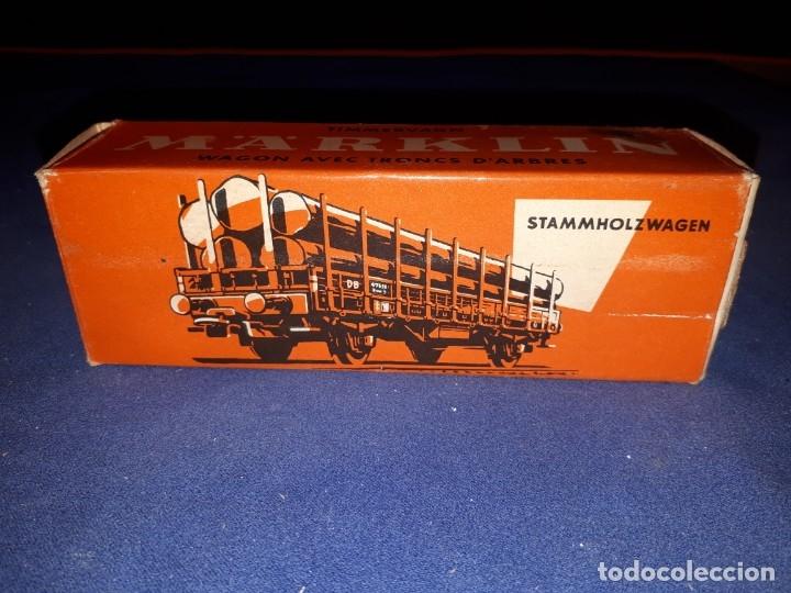 Trenes Escala: MARKLIN 4608 313/2H VAGON HO - Foto 14 - 167937424