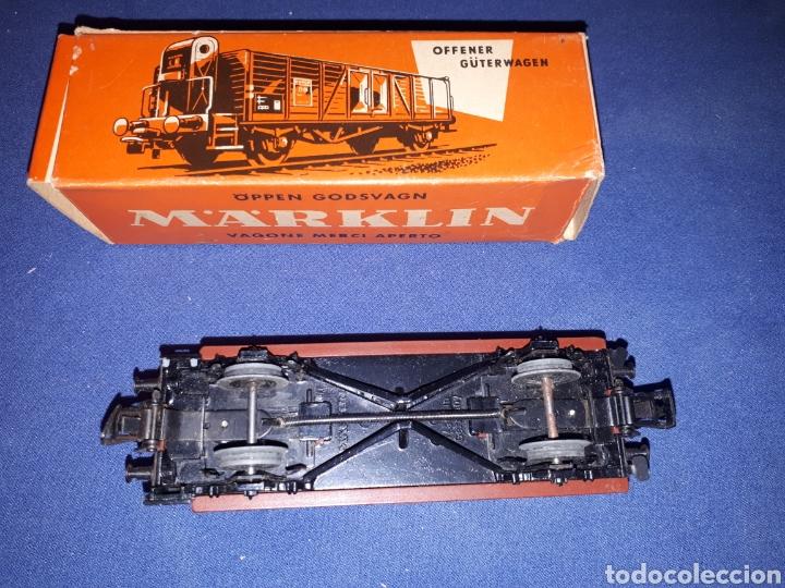 Trenes Escala: MARKLIN VAGON 4601 HO 311/1 - Foto 5 - 167945906