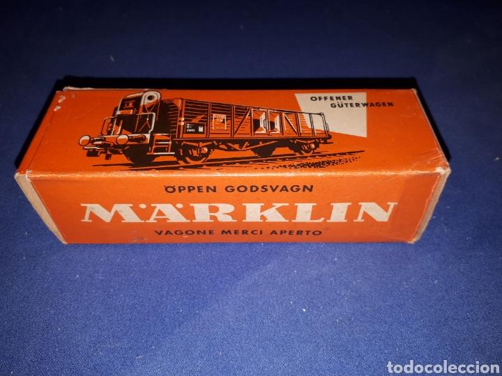 Trenes Escala: MARKLIN VAGON 4601 HO 311/1 - Foto 6 - 167945906