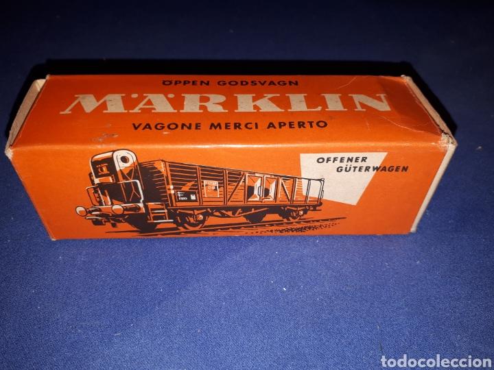 Trenes Escala: MARKLIN VAGON 4601 HO 311/1 - Foto 7 - 167945906