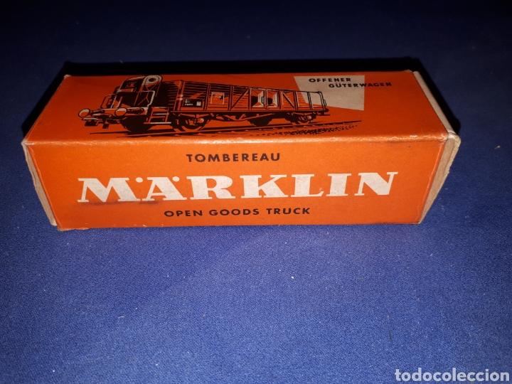 Trenes Escala: MARKLIN VAGON 4601 HO 311/1 - Foto 8 - 167945906