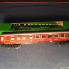 Trenes Escala: VAGÓN MARKLIN HO 4024 DE METAL ( CAJA 2). Lote 168000744