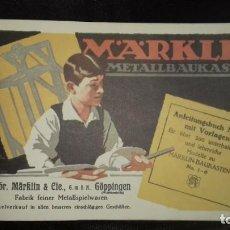 Trenes Escala: CATALOGO MARKLIN DE MECANOS 176 PAGINAS. Lote 168918776