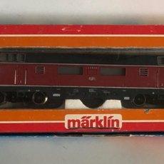 Trenes Escala: MARKLIN LOCOMOTORA DIÉSEL, REFERENCIA 3021 ESCALA HO. Lote 169508012